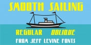 Smooth Sailing JNL font download