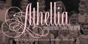 Athellia font download