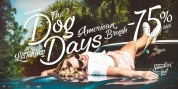 Dog Days font download