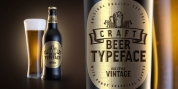 Craft Beer font download
