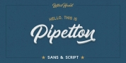 Pipetton font download