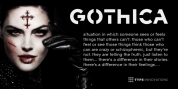 Gothica font download