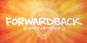 Forwardback LL font download