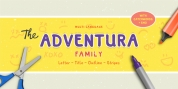 Adventura font download