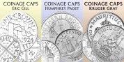 COINAGE CAPS font download