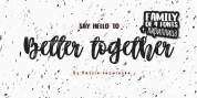 Better Together font download