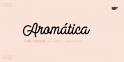Aromatica font download