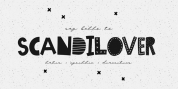 Scandilover font download