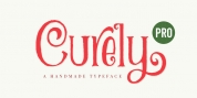 Curely Pro font download