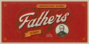 Fathers font download