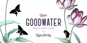 Goodwater font download