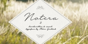 Notera 2 font download