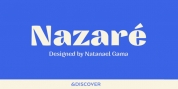 Nazare font download