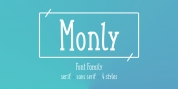 Monly font download