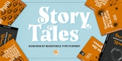 Story Tales font download