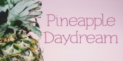 Pineapple Daydream font download