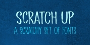 Scratch Up font download