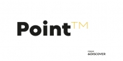 Point font download
