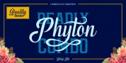 Phyton font download