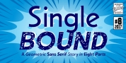 Single Bound font download