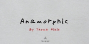 Anamorphic font download
