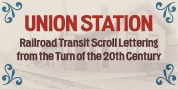 Union Station font download