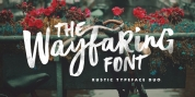 The Wayfaring Font font download