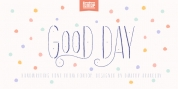 Good Day font download