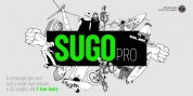 Sugo Pro font download