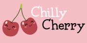 Chilly Cherry font download
