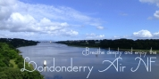 Londonderry Air NF font download