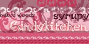Candykitchen font download