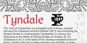 P22 Tyndale font download