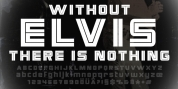 CA Elvis in stereo font download