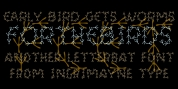 ForTheBirds font download