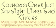 CompassOne font download