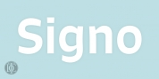 Signo font download
