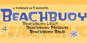 Beachbuoy font download