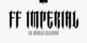 FF Imperial font download