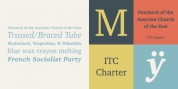 ITC Charter font download