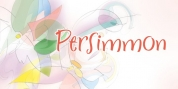 Persimmon font download