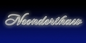Neonderthaw font download