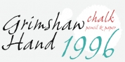 ITC Grimshaw Hand font download