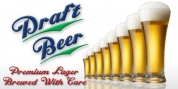 Draft Beer font download