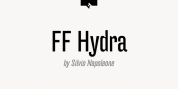 FF Hydra Text font download