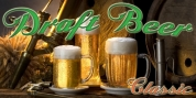 Draft Beer Classic font download