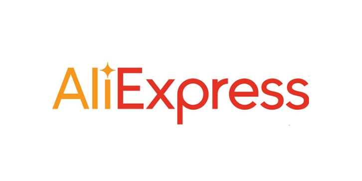 What Font Does AliExpress Use For The Logo? font preview