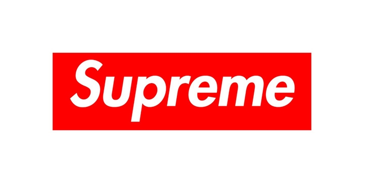 What Font Does Supreme Use For The Logo? font preview